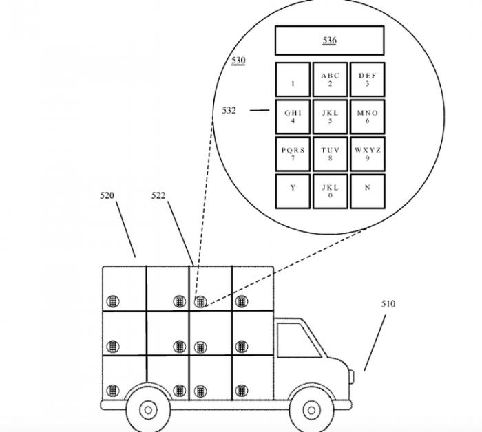 google driverless trucks