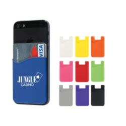 Cel phone wallet image